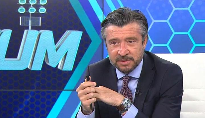 """Tümer Metin'den Beşiktaş yorumu! """"Onu bile beğendim"""""""